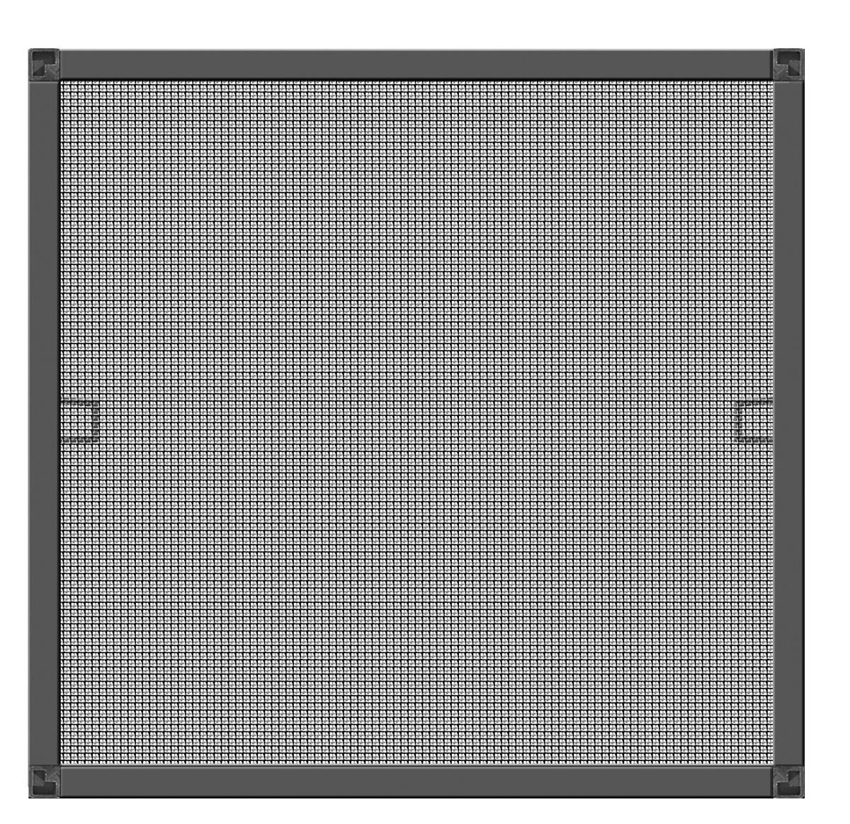 Bild 1 von Schellenberg Insektenschutz-Fenster BASIC in Anthrazit – 100 x 120 cm