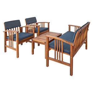 Sunfun Gartenmöbel-Set Diana