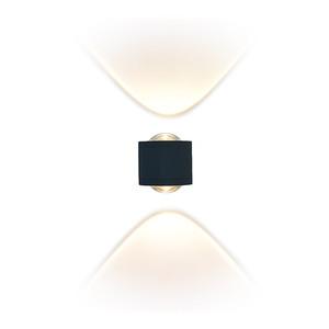 Starlux LED-Außenwandleuchte Fano