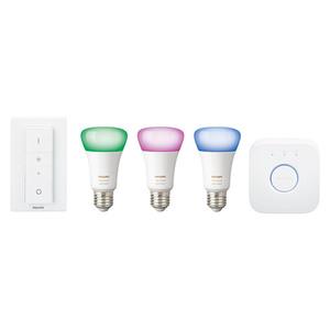 Philips Hue LED-Leuchtmittel-Set Starter Kit