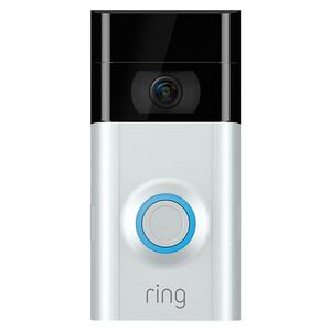 Ring Türklingel mit Kamera Video Doorbell 2