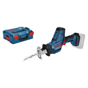 Bosch Professional Akku-Säbelsäge GSA 18 V-LI C L-Boxx