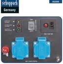 Bild 3 von Scheppach SG2000 Inverter Stromerzeuger 2000 W blau