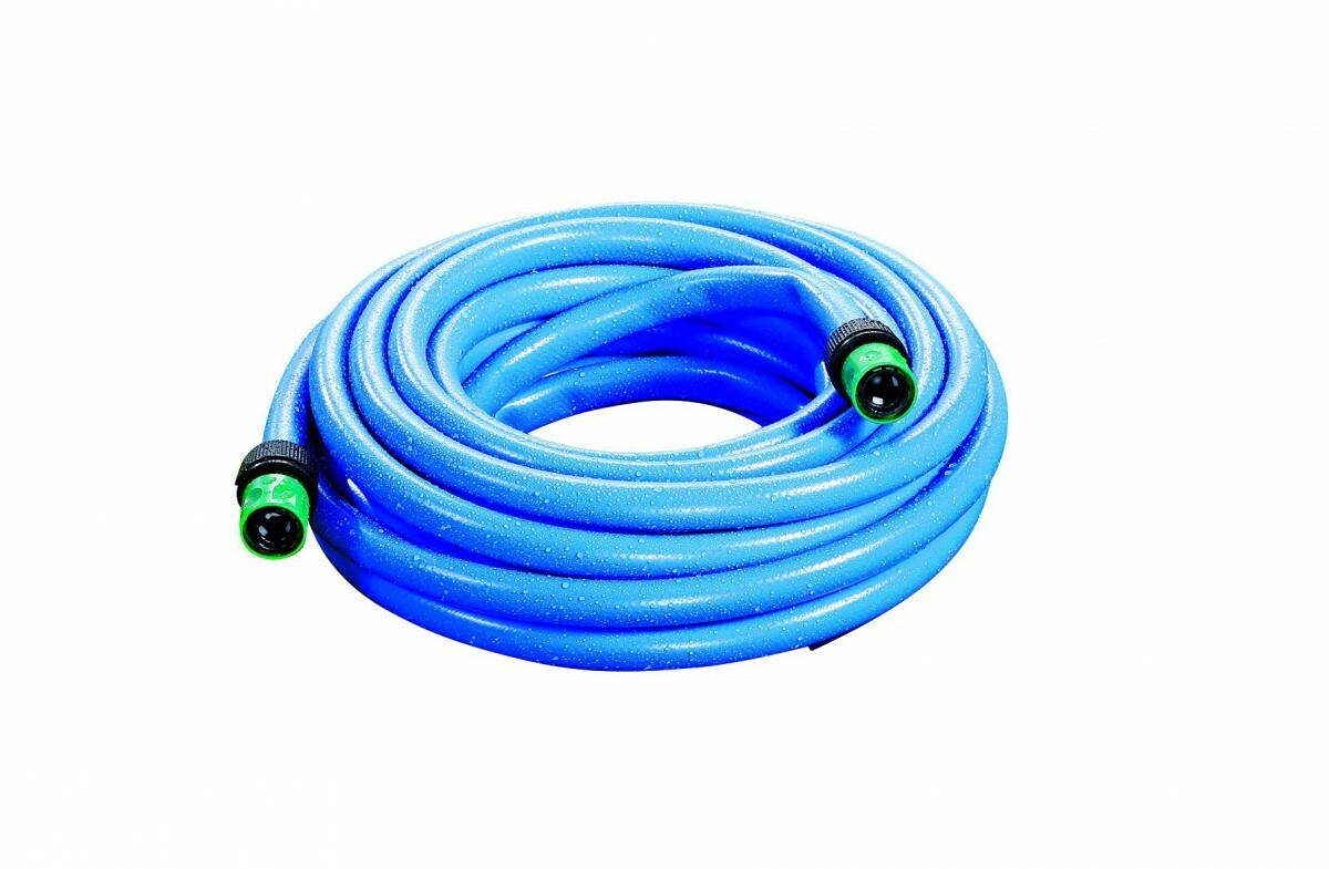 """Bild 1 von Powertec Garden Gartenschlauch 15m 3/4"""" - Blau"""