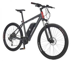 Telefunken E-Bike Mountainbike Aufsteiger M800 mit 10 Gang Shimano Kettenschaltung