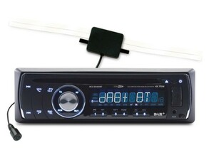 Caliber Autoradio mit DAB+/ USB/SD/MP3/AUX IN und Bluetooth Freisprechanlage RCD234DBT