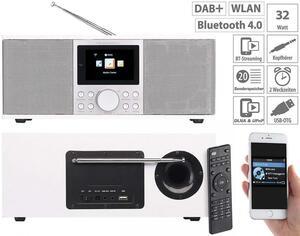 VR-Radio IRS-670 DAB+ Internetradio weiß