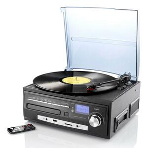auvisio MHX-550.LP Musikplayer + Digitalisierer