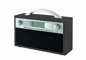 ELTA DAB+ Radio DAB-7000.1 mit Holzgehäuse