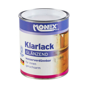 Monex Klarlack Glänzend 750 ml