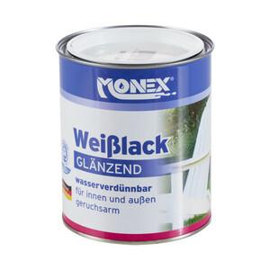 Monex Weisslack 750 ml glänzend