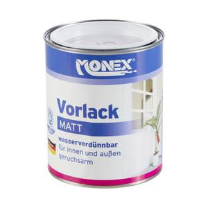 Monex Vorlack 750 ml matt