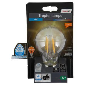 toomEigenmarken -              toom LED-Tropfenlampe E27 470 lm 4,3 W warmweiß