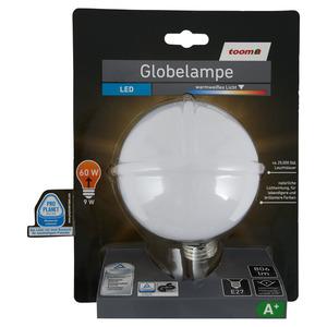 toomEigenmarken -              toom LED-Globelampe E27 806 lm 9 W warmweiß