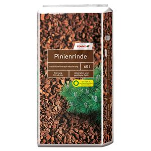 toomEigenmarken -              toom Pinienrinde 60 l 20 - 40 mm