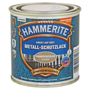 Hammerite Metallschutzlack 'Direkt auf Rost' kupferfarben Hammerschlag-Effekt 250 ml