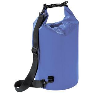 IDEENWELT wasserdichter Packsack blau 15 l