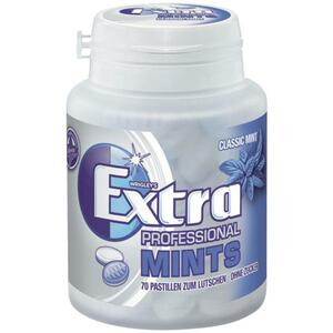 Wrigley`s Extra Professional Mints Classic Mint 2.58 EUR/100 g