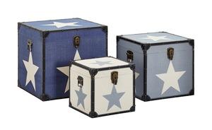 3er-Set Aufbewahrungsboxen