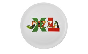 Pizzateller XL, 6-teiliges Set