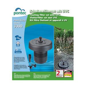 Pontec PondoClear Island 3000