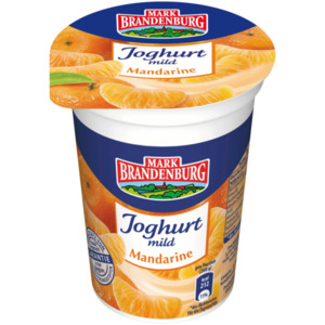 Mark Brandenburg Fruchtjoghurt Mandarine 3,5% 200g