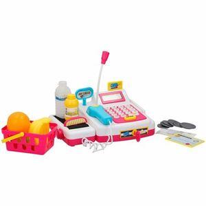 Eddy Toys Kinder-Spielkasse mit Zubehör