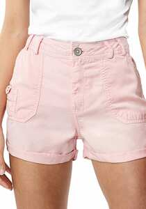 O´Neill 5 Pkt Drapey - Shorts für Damen - Pink