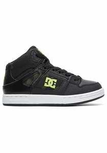 DC Pure High SE - Sneaker für Jungs - Schwarz