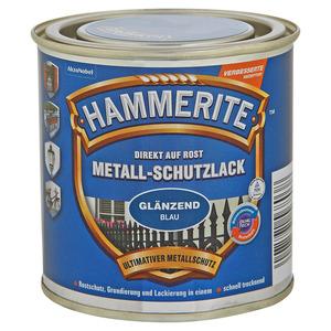 Hammerite Metallschutzlack 'Direkt auf Rost' blau glänzend 250 ml