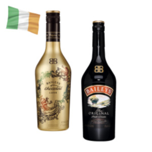 Baileys Original Irish Cream Likör oder Chocolat Luxe