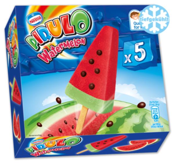SCHÖLLER Stieleis Pirulo Watermelon