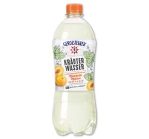 GEROLSTEINER Kräuterwasser