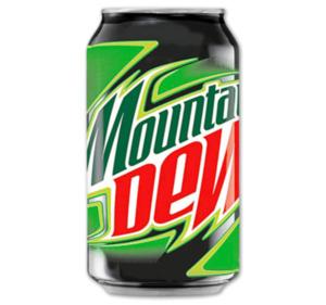 PEPSI Mountain Dew