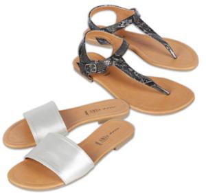 TRUE STYLE Sandalen oder Pantoletten