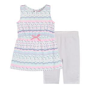 Baby Kleid & Leggings für Mädchen