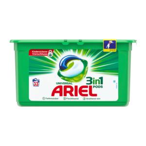 Ariel 3 in 1 Pods Universal Vollwaschmittel