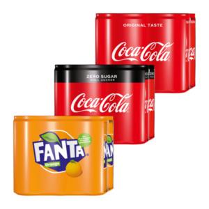 Coca Cola / Fanta Multipack