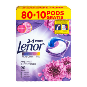 Lenor 3 in 1 Pods