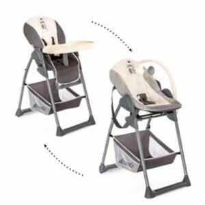 Hauck – Hochstuhl Sit´n Relax 2in1, Little One