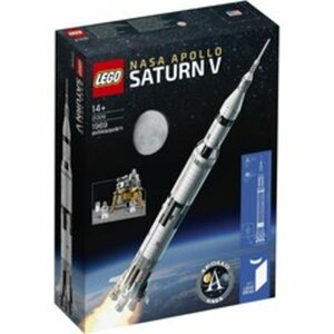 LEGO Ideas - 21309 NASA Apollo Saturn V