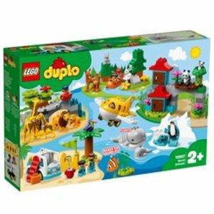 LEGO DUPLO - 10907 Tiere der Welt