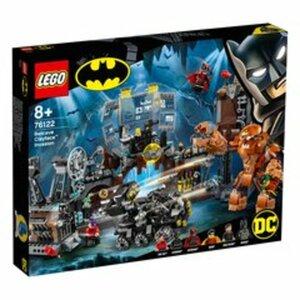 LEGO DC Super Heroes - 76122 Clayface Invasion in die Bathöhle