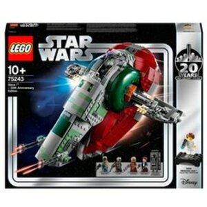 LEGO Star Wars - 75243 Slave I - 20 Jahre LEGO Star Wars