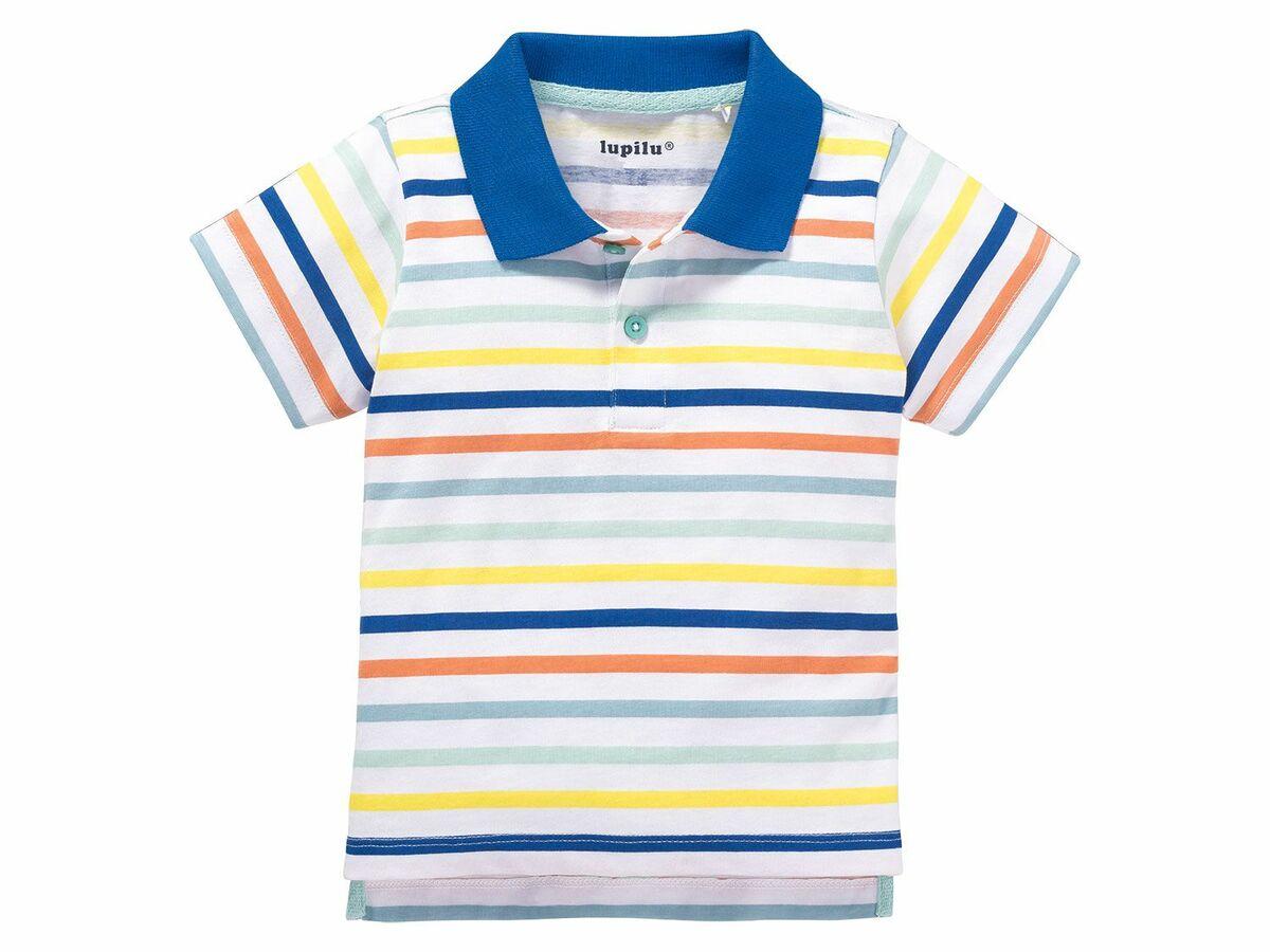 Bild 2 von LUPILU® 3 Baby Jungen Poloshirts