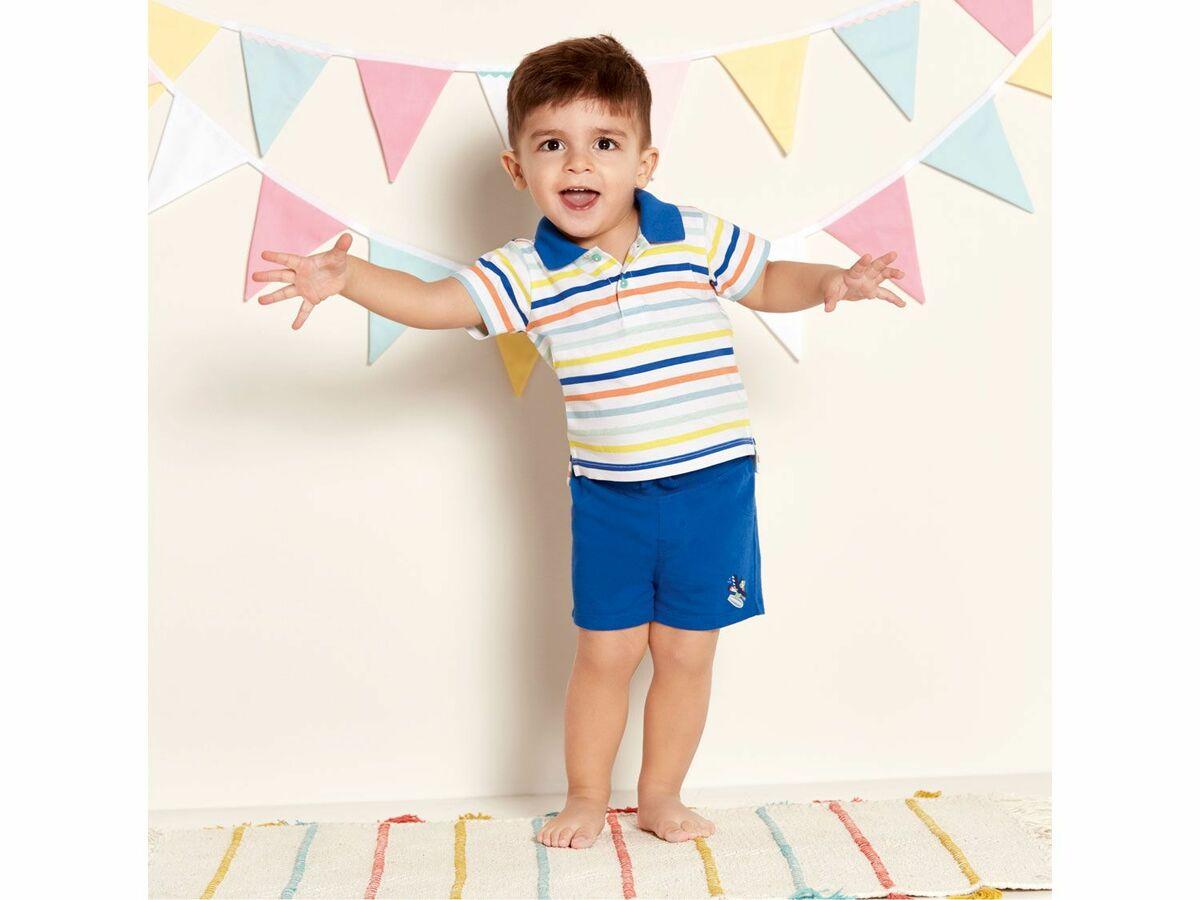 Bild 4 von LUPILU® 3 Baby Jungen Poloshirts