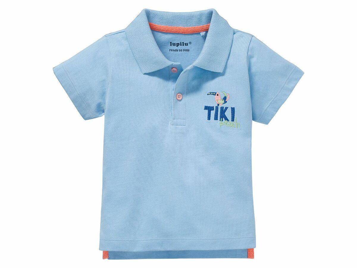 Bild 5 von LUPILU® 3 Baby Jungen Poloshirts