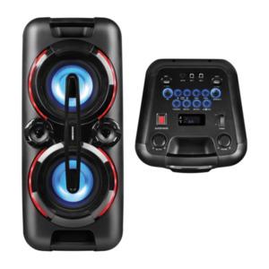 MEDION LIFE P67013 Tragbares Bluetooth-Soundsystem