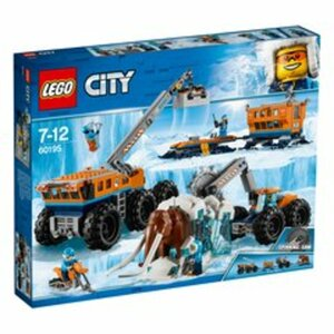LEGO City - 60195 Mobile Arktis-Forschungsstation