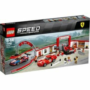 LEGO Speed Champions - 75889 Ferrari Ultimative Garage